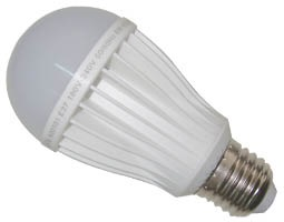 LedON ΛΑΜΠΑ LED A60, E27, 9W/900LM, COOL WHITE